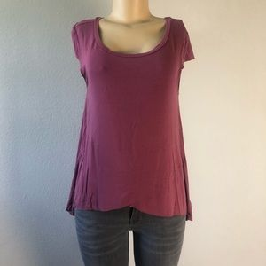 AE soft and sexy high low top size S
